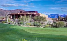 Bordering the golf course, The Residences at The Ritz-Carlton, Dove Mountain is a community with the most desirable luxury golf homes in Marana, Arizona.