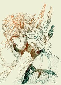 Akatsuki no Yona ♥ (Yona of the Dawn) ♡ Kija