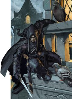 D&D 5e: An Assassin From Valerno - Right Reason