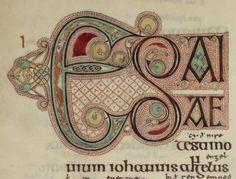 Libro de Lindisfarne