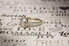 Dream Ring, White Gold, Wedding Rings, Engagement Rings, Diamond, Jewelry, Jewellery Making, Wedding Ring, Enagement Rings