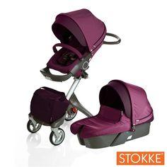 high end stroller, love the design!