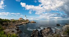 Portland Head Light ... by LightHunter    on 500px