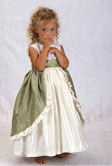 Flower Girl Dress Ideas for the Royal Wedding | Flower Girl Dress