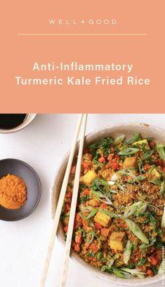 anti inflammatory diet recipes