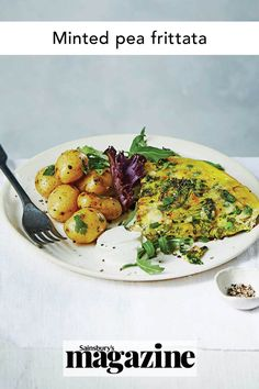 Blue Cheese Potato Salad, Wellington Food, Frittata Recipes, Midweek Meals, Egg Dish, Easy Family Meals, Food Trends, Budget Meals