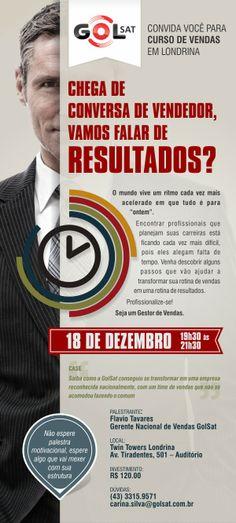 Email marketing Golsat. www.eduardobibiano.com.br
