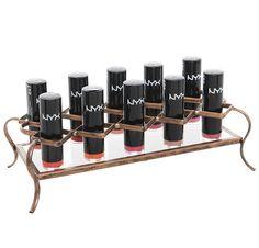 Lipstick Organizer, Lipstick Holder, Makeup Storage Display, Makeup Organization, Lipstick Pictures, Makeup Holder, Lipstick Tube, My Essential Oils, Make Up Organiser