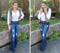 Look Casual – Jeans Destroyed