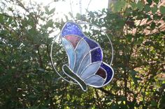 my aunt ieleen's beautiful stained glass creations