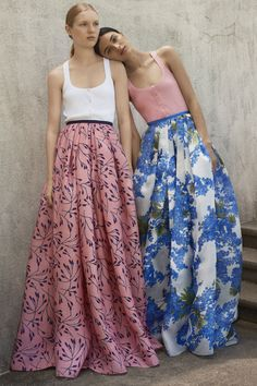 #CarolinaHerrera #Resort18