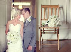 Our wedding in Wisconsin Bride