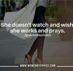I stay prayed up...
