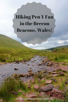 Want to go hiking in Wales but not sure where to go? Why not head to the Brecon Beacons and walk up to Pen Y Fan? It's a popular route but its not tooo demanding and gives you an amazing glimpse of the Welsh Countryside! Amazing Destinations, Travel Destinations, Wales Beach, Pembrokeshire Coast, Snowdonia National Park, Visit Wales, Travel Inspiration, Travel Ideas, Travel Plan