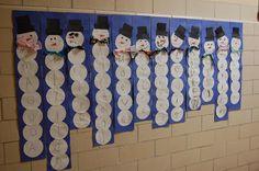 Art With Ms. James: Kindergarten: Snowman Names Art With Ms. James: Kindergarten: Snowman Names Art With Ms. James: Kindergarten: Snowman Names Art With Ms. James: Kindergarten: Snowman Names Kindergarten Classroom, Kindergarten Activities, Art Classroom, Classroom Ideas, Snow Theme, Winter Theme, Groundhog Day, Name Snowman, Snowmen