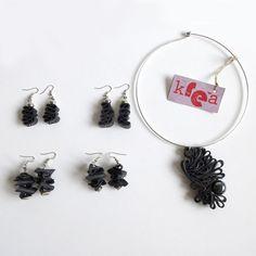 """""""re-cyclo"""" : collection de bijoux en chambre à air recyclée"""
