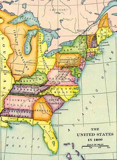 July 4th 1803 Louisiana territory was purchased for 3 cents per