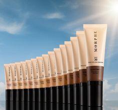 Morphe, Green Color Corrector, Face Brush Set, Makeup News, Beauty Sponge, Lipstick Collection, Broad Spectrum Sunscreen, Tinted Moisturizer, Active Ingredient