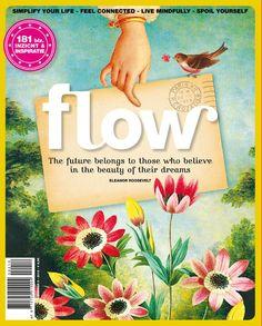Flow magazine. I <3 this magazine!