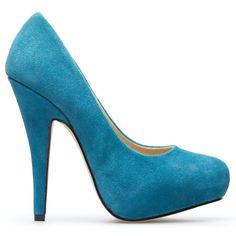 Fun heels.