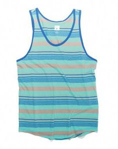 4d1f8a4bdb17db Summer is lurking and the heat is encroaching on your comfort. Cool down by  losing your sleeves and baring some shoulder in these tank tops. Men s  Fashion