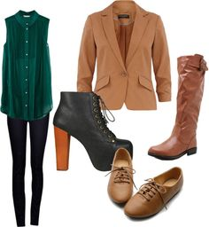 """""""Lady Forest"""" by fashionley on Polyvore"""