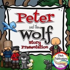 Peter & the Wolf story presentation