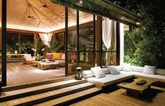 donna karan 's parrot cay, turks and caicos home