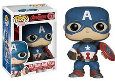 Pop! Marvel: Avengers 2 - Captain America | Funko