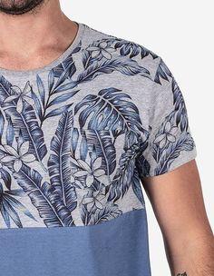 Camisetas com estampas exclusivas, camisetas florais. Hermoso Compadre