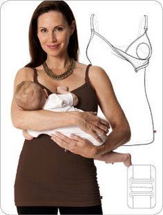 cdbadb9dcb57c What to wear  Breastfeeding