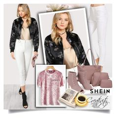 """""""SHEIN XIII/6"""" by creativity30 ❤ liked on Polyvore featuring shein"""