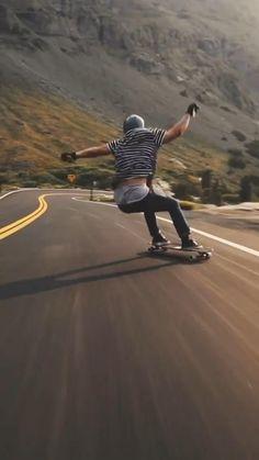 Sky Aesthetic, Aesthetic Movies, Aesthetic Videos, Aesthetic Pictures, Skateboard Videos, Skateboard Girl, Dance Workout Videos, Dance Videos, Gogeta E Vegito