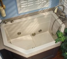 Merveilleux My Soaker Tub For My Bathroom Minus The Jets. Small Soaking Tub, Small Tub