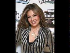 Mix de las Mejores Baladas Canciones Romanticas de Thalia 2013 - YouTube