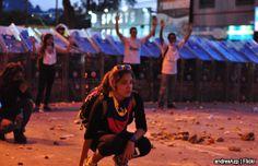 Estados Unidos preocupado por violencia en Venezuela