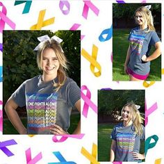 Get cancer awareness gear for your team by going online to www.yipesonline.com !! #CancerAwareness #Cancerawarenessgear #Cheer #Dance #Apparel #DanceApparel #CheerApparel #customizedapparel #Yipes #YipesOnline #YipesApparel #teamapparel #Customteamapparel