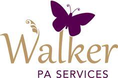 New logo design for Walker PA Services, option 2 design