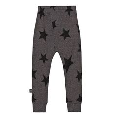 Keep your little one comfy during playtime in these baggy pants from NUNUNU. Crafted from super soft pure cotton with a soft elast