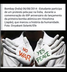 No War, Yes Peace!!!