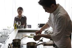 HiP Paris Blog, Didier Gauducheau, Le Concert de Cuisine Le Concert, Le Diner, Stove, Kitchen Appliances, Paris, Blog, Kitchens, Diy Kitchen Appliances, Home Appliances