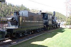 Visited home of colorado narrow gauge railroads last year. Love 'em.