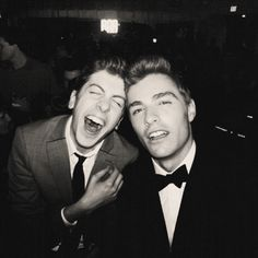 Dave Franco + Christopher Mintz-Plasse - Christopher is my biggest crush.