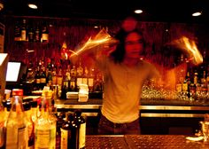 Speakeasies in NYC:   -Bohemian  -Campbell Apartment  -The Vault at Pfaff's  -Death & Co.  -Mulberry Project  -Little Branch  -Booker and Dax
