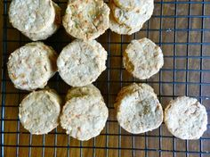 """""""DOG NIP"""" BISCUITS Makes 30-40 biscuits  2 cups oat flour 1/2 cup old-fashioned oatmeal 1/3 cup shredded cheddar 1/4 cup grated Parmesan cheese 1/3 cup unsweetened applesauce 2 tablespoons olive oil"""