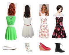 """Summer dresses"" by cadencelebleu on Polyvore"