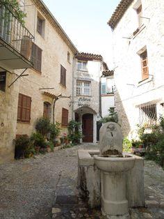 Schöner Innenhof - Provence