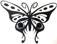 Compare Prices on Black Butterfly Tattoos- Online Shopping/Buy Low ...
