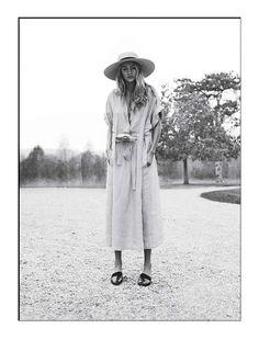 Un rayo de luz  la top Gigi Hadid en el número de abril de Vogue fa77cfe5231