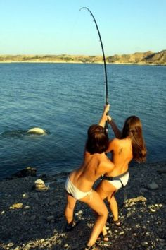 Grab your rod, these girls wanna go fishing (37 Photos) : : theCHIVE